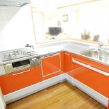 開放的なキッチンにリフォーム