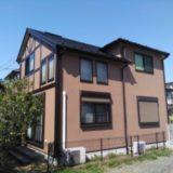 築16年、屋根・外壁塗装メンテナンス